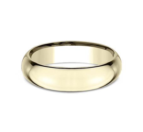 6MM YELLOW GOLD BAND HDCF160Y 2 - 6MM YELLOW GOLD BAND HDCF160Y