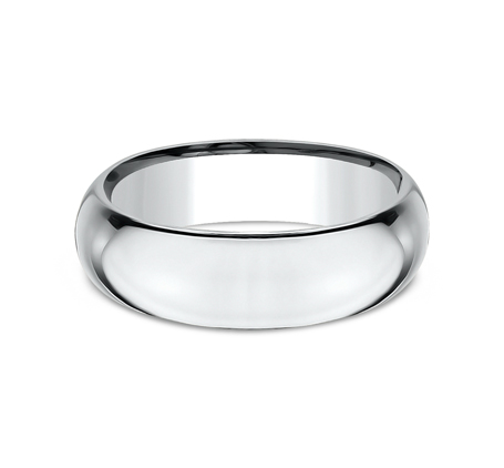 7MM WHITE GOLD BAND HDCF170W 2 - 7MM WHITE GOLD BAND HDCF170W
