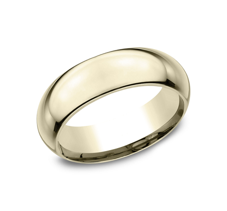 7MM YELLOW GOLD BAND HDCF170Y - 7MM YELLOW GOLD BAND HDCF170Y