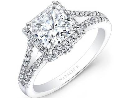 Natalie K Diamond Rings and Bova Diamonds Collaboration