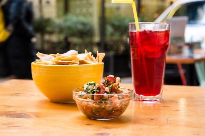 Γεύσεις στο  Taqueria Maya