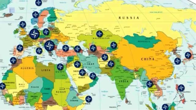 worldmap nato