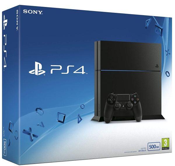 Sony Playstation 4 500GB 3