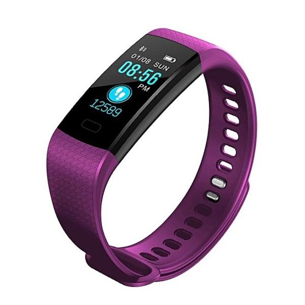 Y50 Smart Bracelet Purple