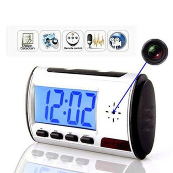 Analog Clock Camera Bovic 5