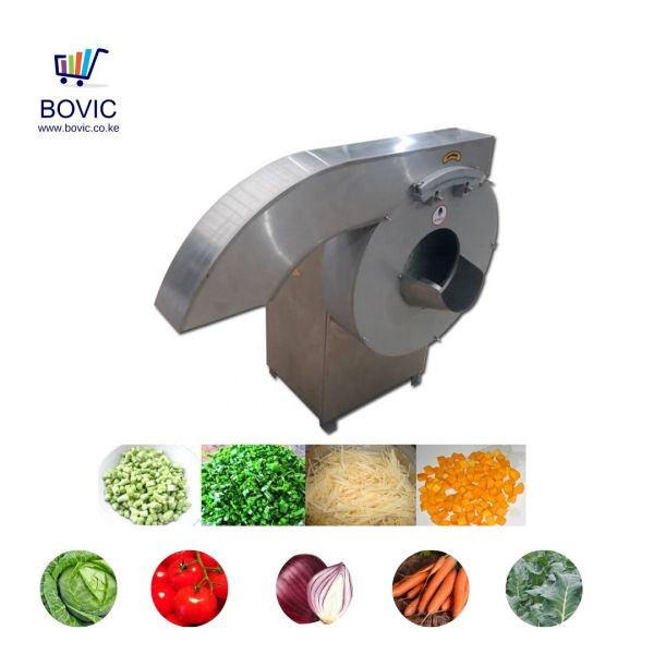 Commercial Chips and Vegetable Cutting Machine www.bovic.co.ke Botto Solar