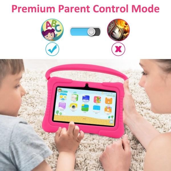 Kids Tablet 1gb 16gb www.bovic.co.ke pink 3