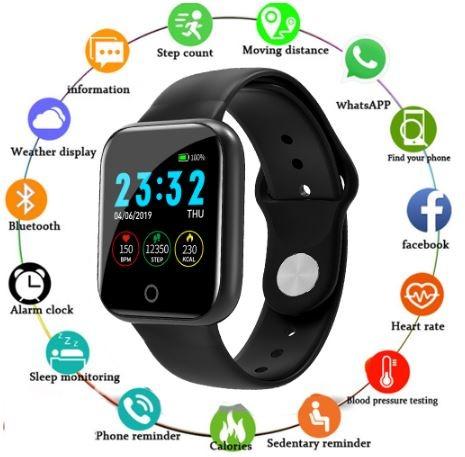 i5 smart watch fitness www.bovic.co.ke 5