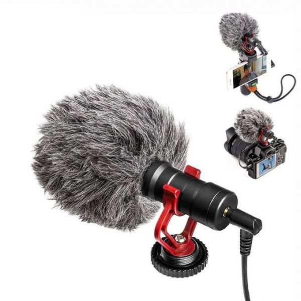 Professional Universal Cardiod Condensor Microphone www.bovic.co.ke