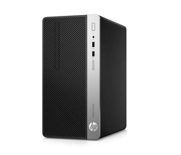 HP Prodesk 400 g6 Core i7 8gb ram 1tb 2