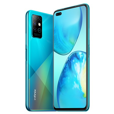 Infinix Note 8 comes equipped with a 48MP quad rear camera setup along with a LED flash. Infinix Note 8i features a MediaTek Helio G80 SoC that's built on a 12nm process, 6.95-Inch display. It is an octa-core processor which is clocked at 2.0GHz. This smartphone packs 6GB RAM and 128GB of internal storage.