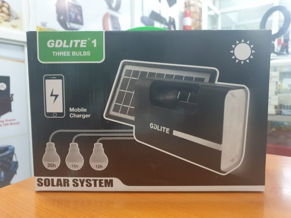 gdlite 1 solar home lighting system