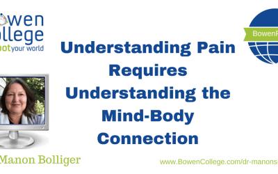 Understanding Pain Requires Understanding the Mind-Body Connection
