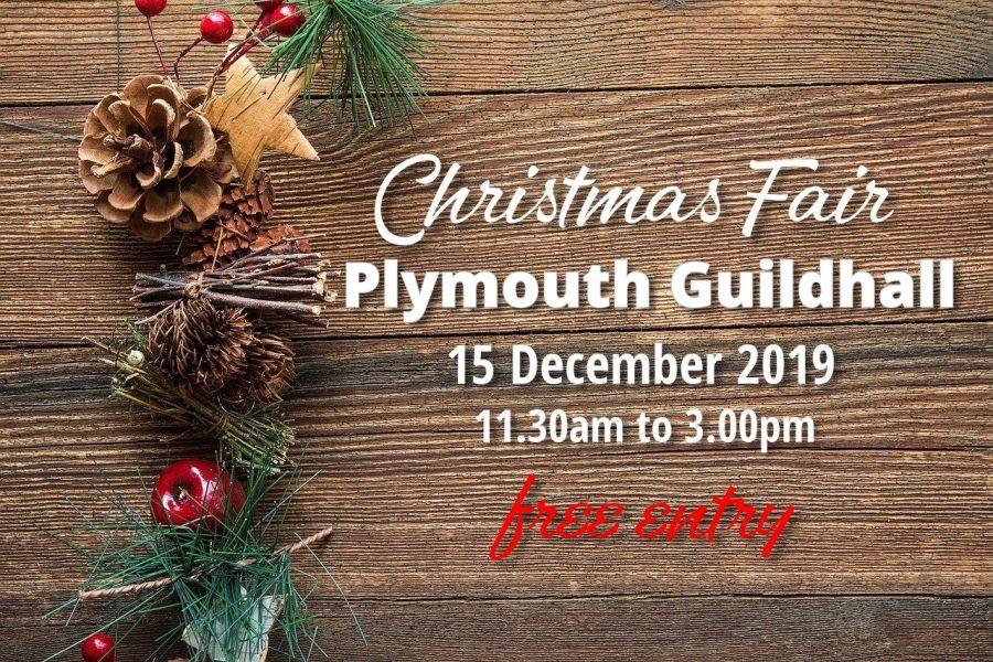 plymouth christmas fair