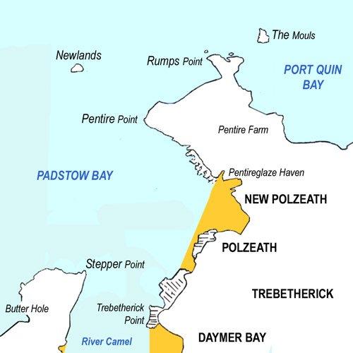 Polzeath Pentire Head