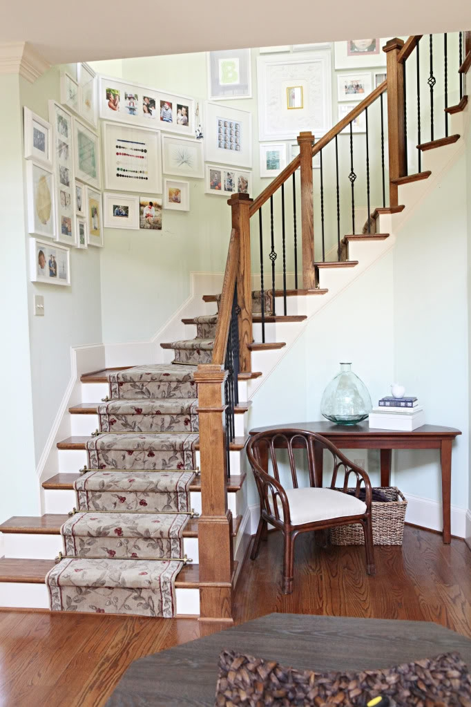 I Killed A Runner Bower Power   Cost To Have Stairs Carpeted   Stair Case   Hardwood   Stair Tread   Installation   Carpet Runner