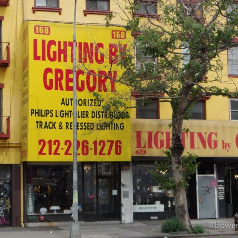 the bowery lighting district just lost its biggest store lighting by gregory bowery boogie