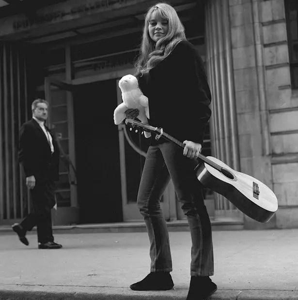 Dana Gillespie, 1960s