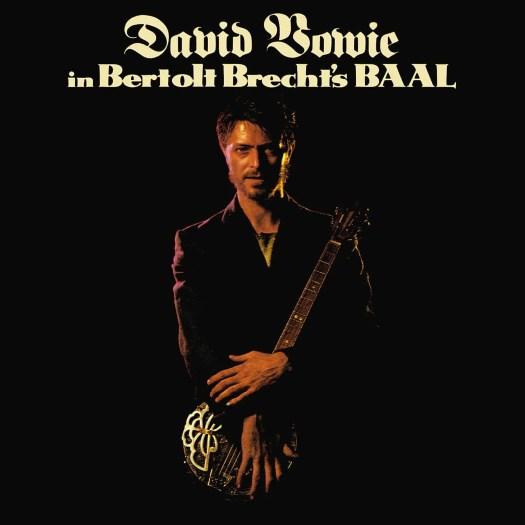 David Bowie in Bertolt Brecht's Baal EP