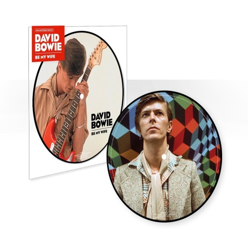 Be My Wife picture disc, 2017