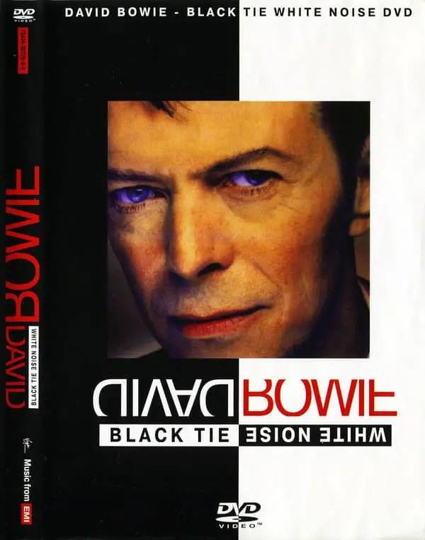 Black Tie White Noise DVD (2003)