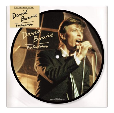 Boys Keep Swinging –2019 picture disc