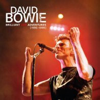 David Bowie – Brilliant Live Adventures (1995-1999) box set artwork