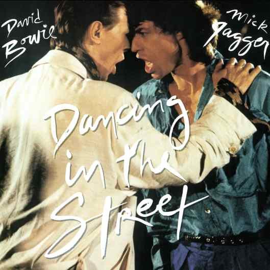 Dancing In The Street single