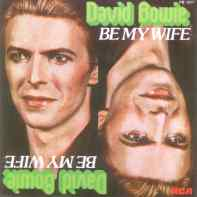 Be My Wife single –France