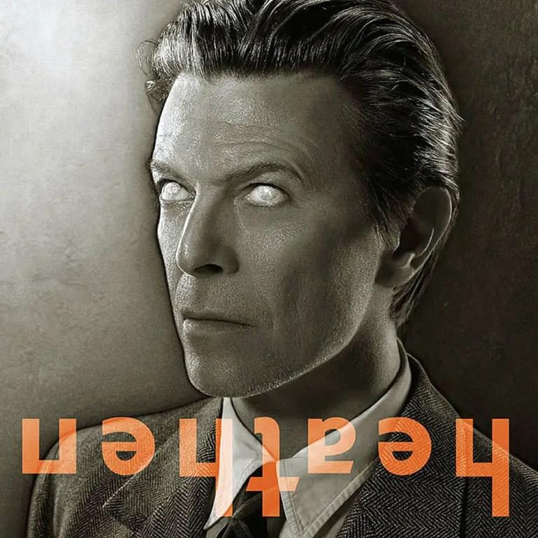 Heathen album cover