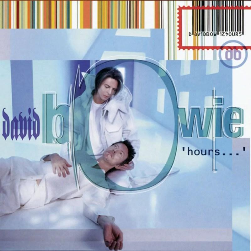 Hours album cover