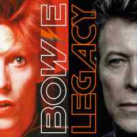 Bowie Legacy cover artwork
