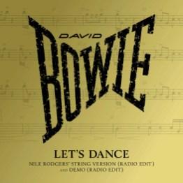 Lets Dance –Nile Rodgers String Version cover artwork