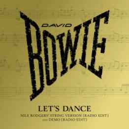 Lets Dance – Nile Rodgers String Version cover artwork