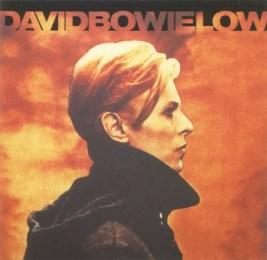Alternative cover for David Bowie's Low album