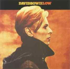 Alternative cover for David Bowie's Low album