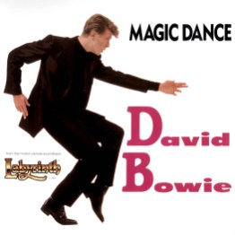 Magic Dance single