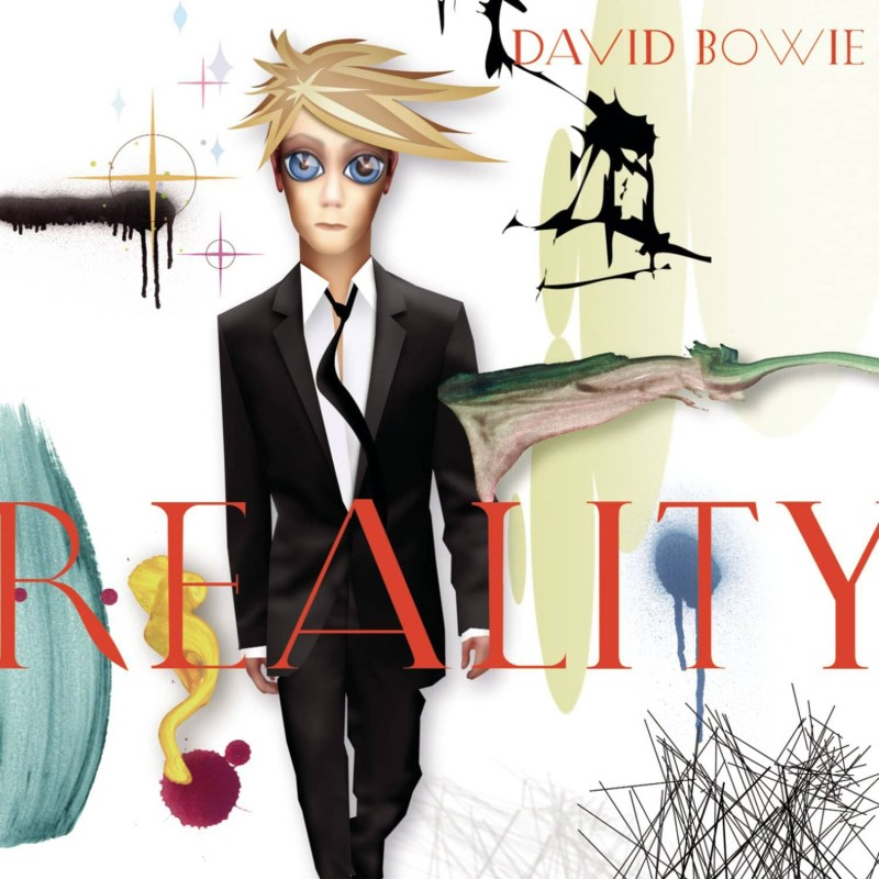 Reality album cover