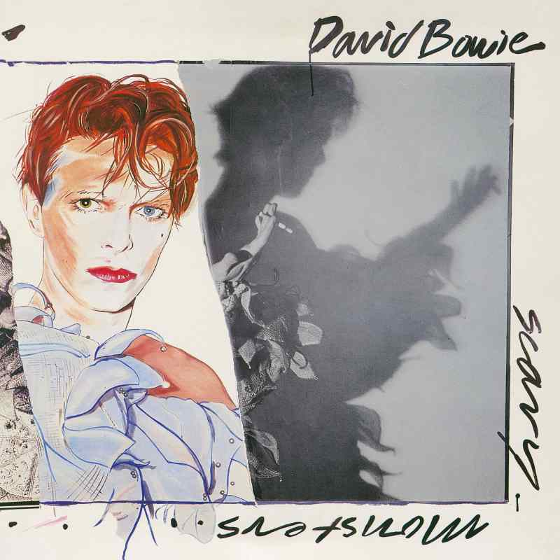 Scary Monsters (And Super Creeps) album cover