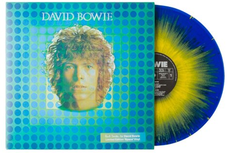 Space Oddity – Paul Smith limited edition vinyl (2019)