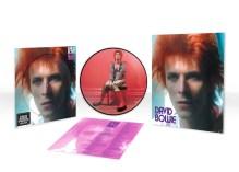 Space Oddity vinyl album picture disc (2020)