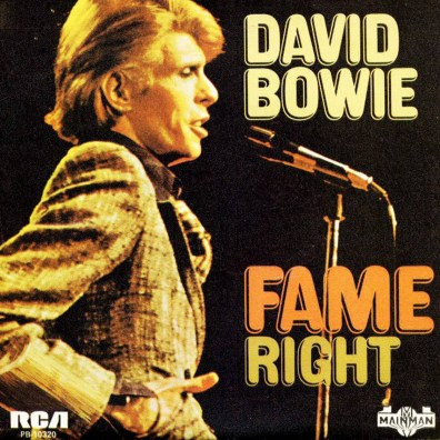 Fame single –Spain