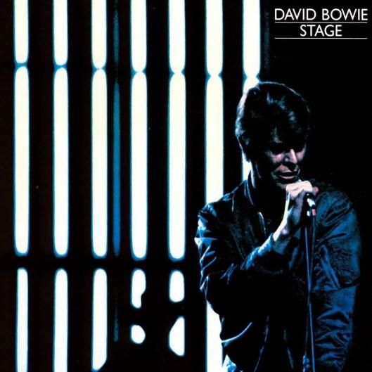 Stage album cover