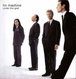Under The God single (Tin Machine)