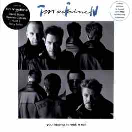 You Belong In Rock N' Roll single (Tin Machine)