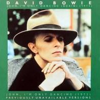 John, I'm Only Dancing (Again) single –United Kingdom