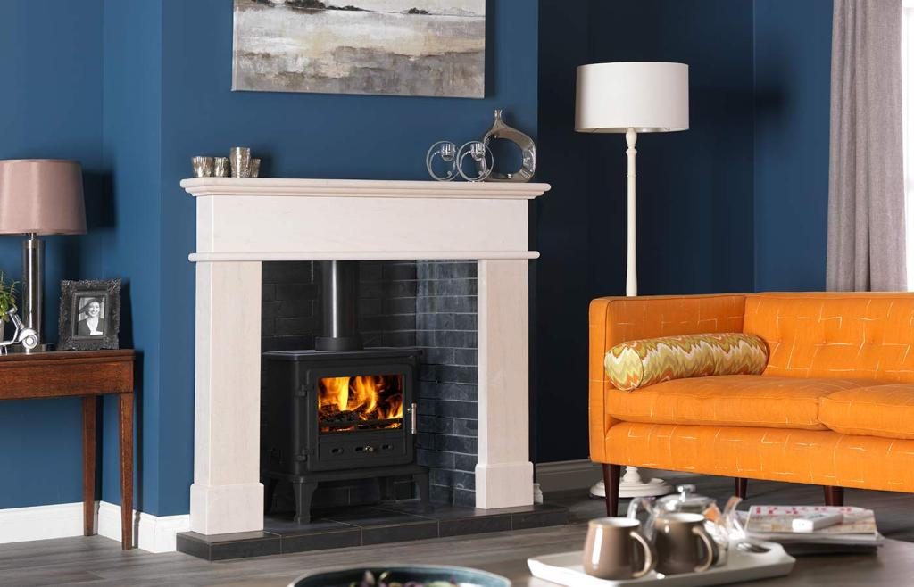 Review: Firefox 8.1 Wood-Burning and Multifuel Stove