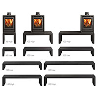 Stove benches