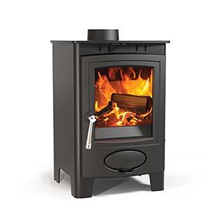 Arada Ecoburn Plus 4 multifuel stove