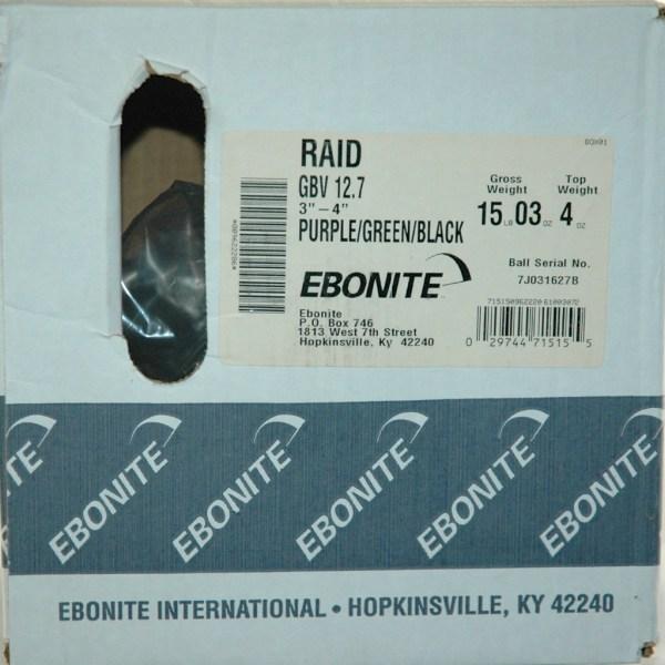 Raid B Box